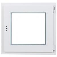 Пластиковое окно одностворчатое (Ortex) 500х500
