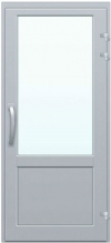 Входная дверь в дом 900х2100