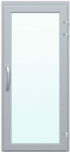 Дверь входная ПВХ (Plafen 3x) 2000x900 правая