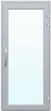 Дверь входная ПВХ (Plafen 5x) 2000x900 правая